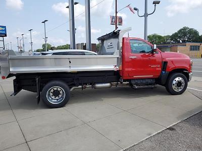 2020 Silverado Medium Duty Regular Cab DRW 4x2, 11' Monroe Stainless Steel Dump Body #505448 - photo 1