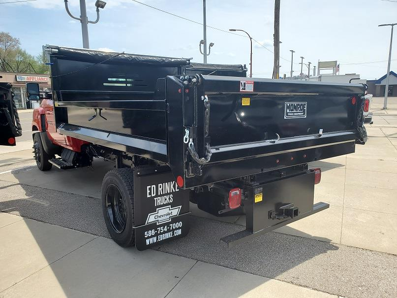 2020 Silverado Medium Duty Regular Cab DRW 4x2, 11 Foot Monroe Dump #505465 - photo 2
