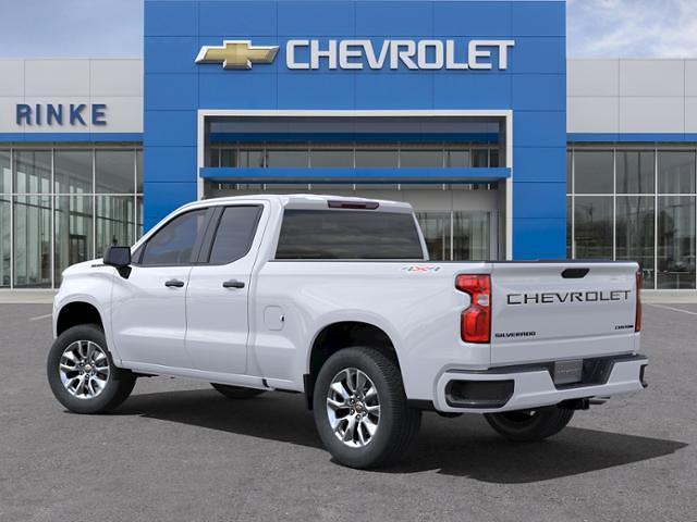 2021 Chevrolet Silverado 1500 Double Cab 4x4, Pickup #510269 - photo 4