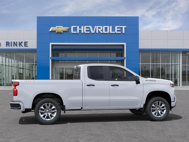 2021 Chevrolet Silverado 1500 Double Cab 4x4, Pickup #510269 - photo 5