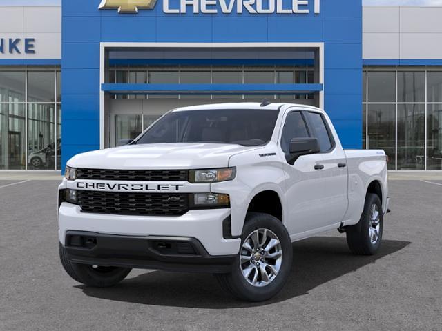 2021 Chevrolet Silverado 1500 Double Cab 4x4, Pickup #510269 - photo 6