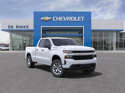 2021 Chevrolet Silverado 1500 Double Cab 4x4, Pickup #510269 - photo 1