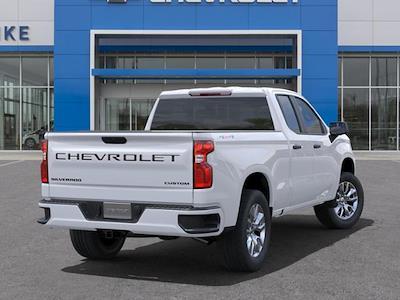 2021 Chevrolet Silverado 1500 Double Cab 4x4, Pickup #510269 - photo 2