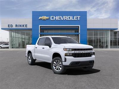 2021 Chevrolet Silverado 1500 Crew Cab 4x4, Pickup #510438 - photo 1