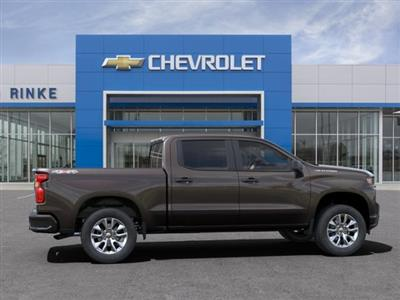 2021 Chevrolet Silverado 1500 Crew Cab 4x4, Pickup #510505 - photo 5