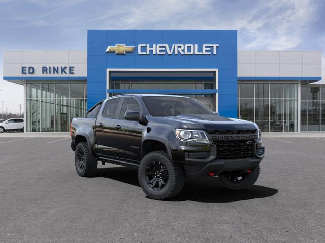 2021 Chevrolet Colorado Crew Cab 4x4, Pickup #510595 - photo 1
