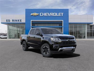 2021 Chevrolet Colorado Crew Cab 4x4, Pickup #510696 - photo 1