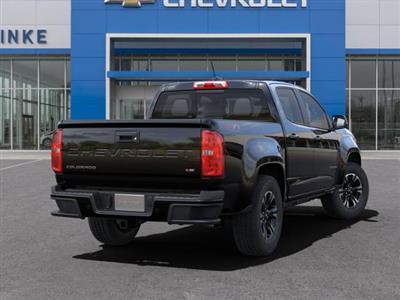 2021 Chevrolet Colorado Crew Cab 4x4, Pickup #510696 - photo 2