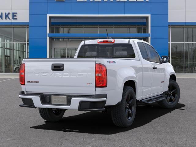 2021 Chevrolet Colorado Extended Cab 4x4, Pickup #511136 - photo 2