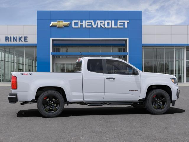 2021 Chevrolet Colorado Extended Cab 4x4, Pickup #511136 - photo 5