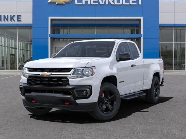 2021 Chevrolet Colorado Extended Cab 4x4, Pickup #511136 - photo 6