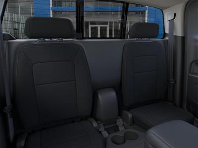 2021 Chevrolet Colorado Extended Cab 4x4, Pickup #511136 - photo 14
