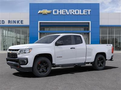 2021 Chevrolet Colorado Extended Cab 4x4, Pickup #511136 - photo 3