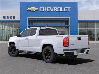 2021 Chevrolet Colorado Extended Cab 4x4, Pickup #511136 - photo 4
