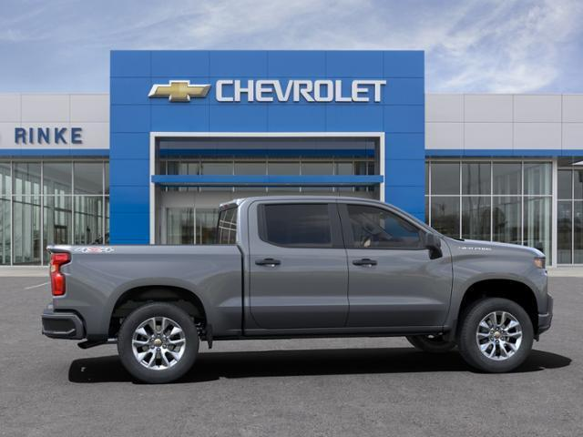 2021 Chevrolet Silverado 1500 Crew Cab 4x4, Pickup #511161 - photo 5