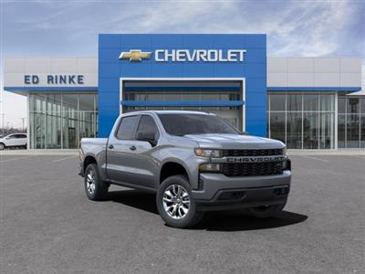 2021 Chevrolet Silverado 1500 Crew Cab 4x4, Pickup #511161 - photo 1