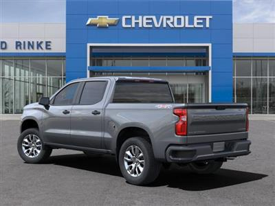 2021 Chevrolet Silverado 1500 Crew Cab 4x4, Pickup #511161 - photo 4
