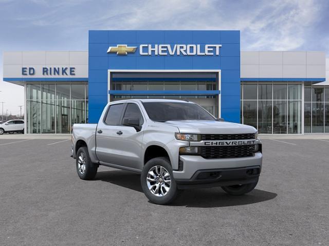 2021 Chevrolet Silverado 1500 Crew Cab 4x4, Pickup #511280 - photo 1