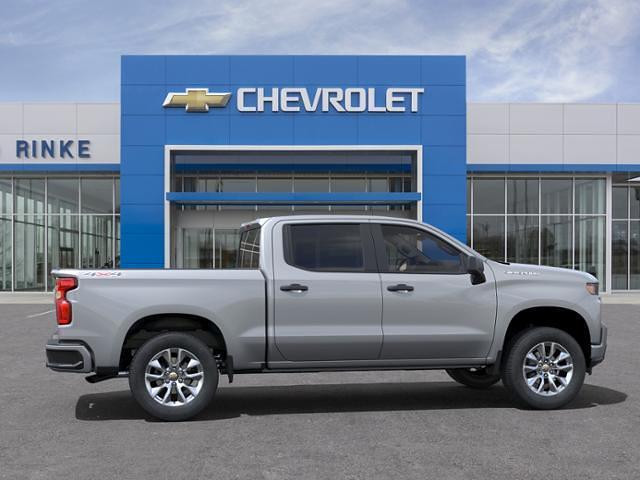 2021 Chevrolet Silverado 1500 Crew Cab 4x4, Pickup #511280 - photo 5