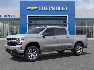 2021 Chevrolet Silverado 1500 Crew Cab 4x4, Pickup #511280 - photo 3
