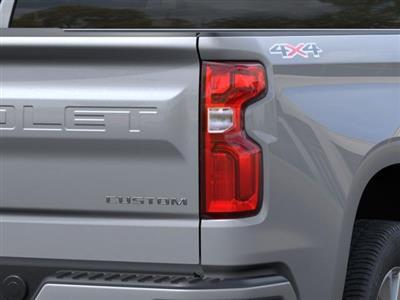 2021 Chevrolet Silverado 1500 Crew Cab 4x4, Pickup #511280 - photo 9