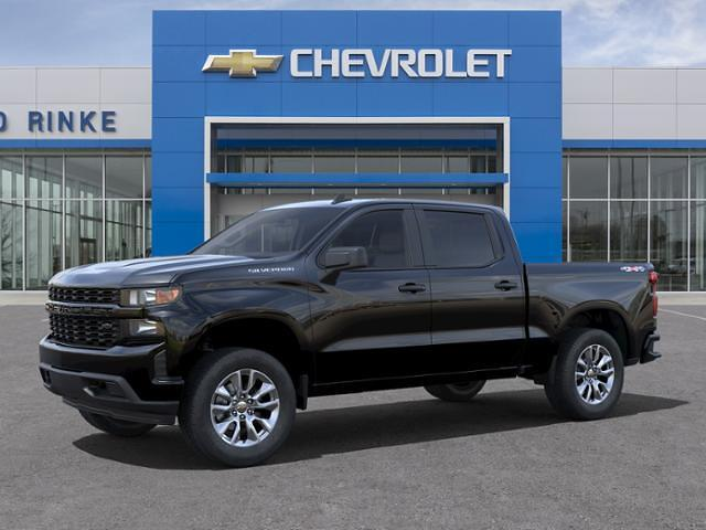 2021 Chevrolet Silverado 1500 Crew Cab 4x4, Pickup #511283 - photo 3
