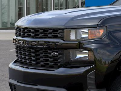 2021 Chevrolet Silverado 1500 Crew Cab 4x4, Pickup #511283 - photo 11