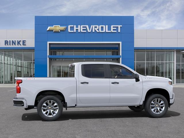 2021 Chevrolet Silverado 1500 Crew Cab 4x4, Pickup #511332 - photo 5