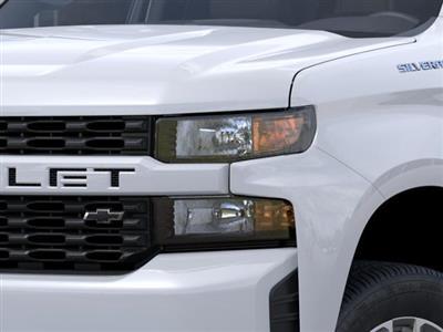 2021 Chevrolet Silverado 1500 Crew Cab 4x4, Pickup #511332 - photo 8