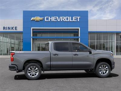 2021 Chevrolet Silverado 1500 Crew Cab 4x4, Pickup #511334 - photo 5