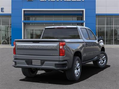 2021 Chevrolet Silverado 1500 Crew Cab 4x4, Pickup #511349 - photo 2