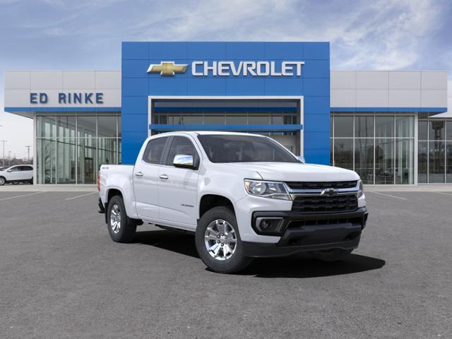 2021 Chevrolet Colorado Crew Cab 4x4, Pickup #511388 - photo 1