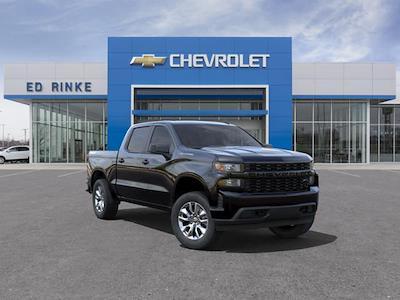 2021 Chevrolet Silverado 1500 Crew Cab 4x4, Pickup #511393 - photo 1