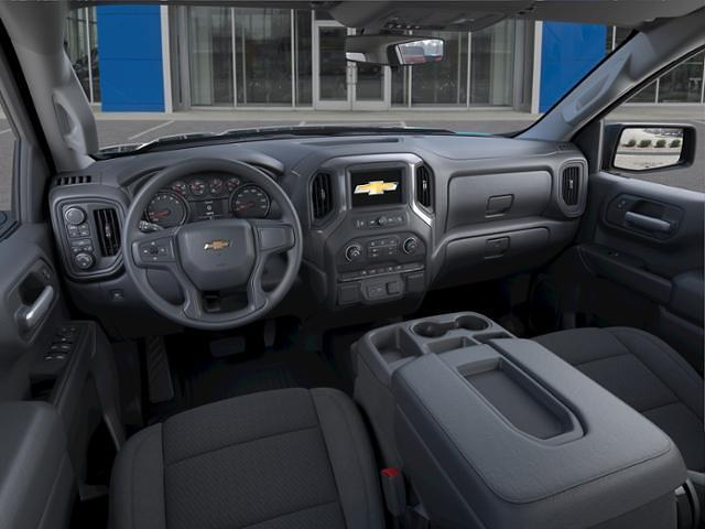 2021 Chevrolet Silverado 1500 Crew Cab 4x4, Pickup #511394 - photo 12