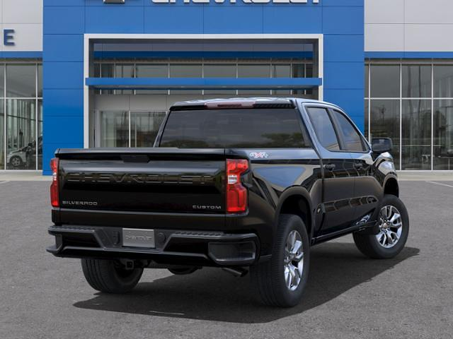 2021 Chevrolet Silverado 1500 Crew Cab 4x4, Pickup #511394 - photo 2
