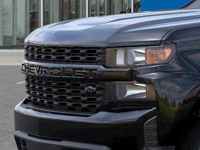 2021 Chevrolet Silverado 1500 Crew Cab 4x4, Pickup #511394 - photo 11