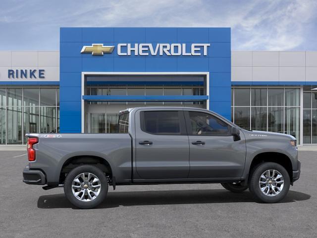 2021 Chevrolet Silverado 1500 Crew Cab 4x4, Pickup #511395 - photo 5