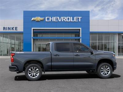 2021 Chevrolet Silverado 1500 Crew Cab 4x4, Pickup #511405 - photo 5