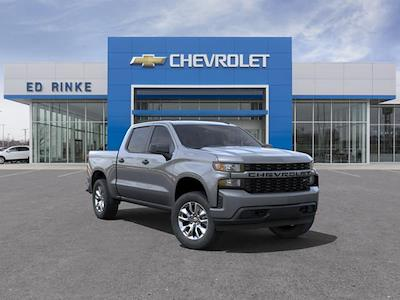 2021 Chevrolet Silverado 1500 Crew Cab 4x4, Pickup #511487 - photo 1