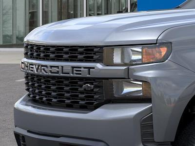 2021 Chevrolet Silverado 1500 Crew Cab 4x4, Pickup #511487 - photo 11