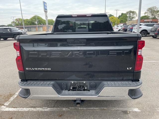 2021 Chevrolet Silverado 1500 Crew Cab 4x4, Pickup #511520 - photo 5