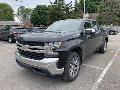 2021 Chevrolet Silverado 1500 Crew Cab 4x4, Pickup #511520 - photo 1