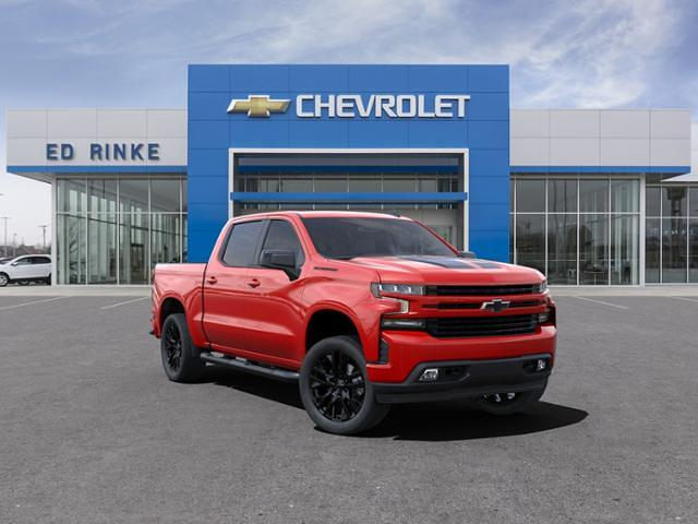 2021 Chevrolet Silverado 1500 Crew Cab 4x4, Pickup #511539 - photo 1