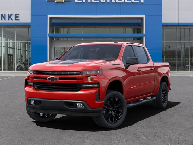 2021 Chevrolet Silverado 1500 Crew Cab 4x4, Pickup #511539 - photo 6
