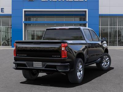 2021 Chevrolet Silverado 1500 Crew Cab 4x4, Pickup #511722 - photo 2