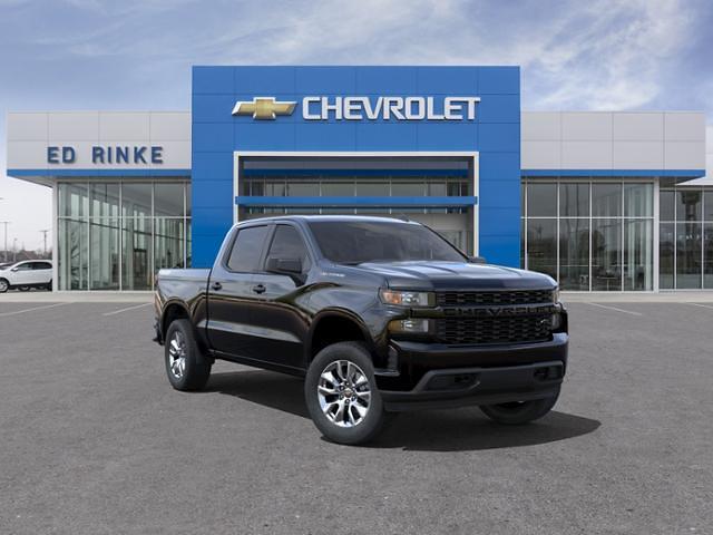 2021 Chevrolet Silverado 1500 Crew Cab 4x4, Pickup #511725 - photo 1