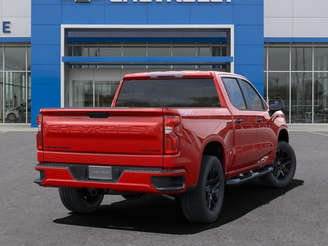 2021 Chevrolet Silverado 1500 Crew Cab 4x4, Pickup #511826 - photo 2
