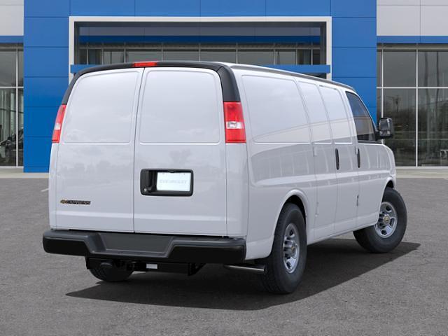 2021 Chevrolet Express 3500 4x2, Empty Cargo Van #512476 - photo 1