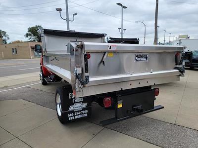 2021 Silverado Medium Duty Regular Cab DRW 4x4,  Monroe Truck Equipment Dump Body #513885 - photo 2