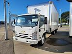 2021 LCF 4500 Regular Cab 4x2,  Morgan Truck Body Dry Freight #513940 - photo 3